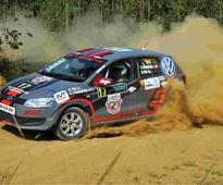 Volkswagen Polo 1600cc double win in FMSCI INRC 2013 AVT Rally