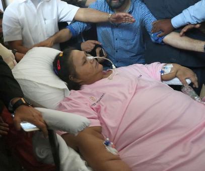 World's heaviest woman Eman dies in UAE
