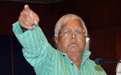 Fear of exposure in murder charges made Nitish resign: Lalu Yadav
