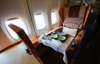 Differences between business & first class