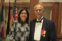 Chicago: Mangalorean Ln Terry D'Souza Elected as the First Indian Born Lion District Governor in USA