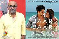 Ravi K. Chandran: Thrilled to see how 'Baar Baar Dekho' looks on big screen