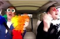 Carpool Karaoke: This time James Corden ties up with Sir Elton John