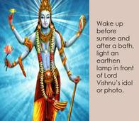 6 Inexpensive Ways to Attract Lord Vishnu's Blessings & Boost Success