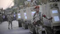 Five troops killed by roadside bomb in Egypt's Sinai