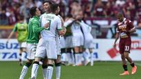 Juventus beat Fiorentina with late Morata goal; Sassuolo pressure Milan