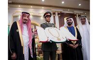 Saudi Arabia King conferred UAE Founder's Order