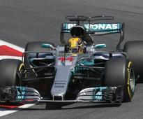 Austrian Grand Prix: Lewis Hamilton dominates both practice sessions, edges Sebastian Vettel