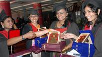 Girls Shine at RGUHS Convocation