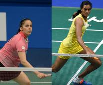 Indonesia SSP: Saina Nehwal outlasts Ratchanok Intanon; PV Sindhu advances after late jitters