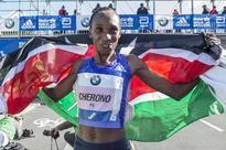 Injury rules out Gladys Cherono from New York City Marathon