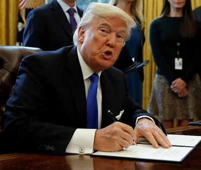 New immigration order next week to address concerns of court: Trump