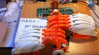This musical robot can play the bagpipes better than you