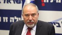 Lieberman: Trump's team asks Israel to only