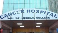 Health Minister J P Nadda inaugurates first ever cashless cancer hospital in Guwahati