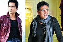 Punjabi mundas Akshay Kumar and Sonu Sood bond