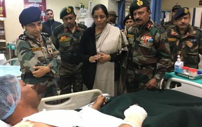 Pak will pay for this misadventure: Sitharaman on Sunjuwan attack
