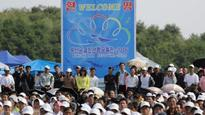 North Korea hopes to attract more tourists with its air festival