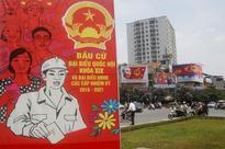 Day of democracy in communist Vietnam in vote on party's parliament