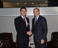 Bilateral meetings of Minister Daniel Mitov with the foreign ministers of Afghanistan and Kosovo