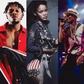 Wizkid, Runtown and Rihanna to headline 2016 Crop Over Fest In Barbados