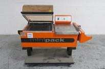 Used MiniPack Shrink Chamber Sealer