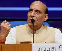 Rajnath Singh to begin 4-day Kashmir tour today; will meet NN Vohra, Mehbooba Mufti among others