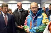 Putin greets athletes, fans on Winter Sports Day