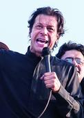 40 held in police raid on Imran party rally