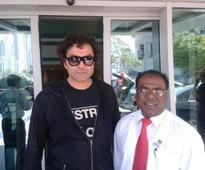 Ramada Downtown hosts stay of Bollywood actor Bobby Deol