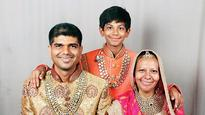 In this family, 13-year-old leads the way to attain 'Diksha', parents follow suit
