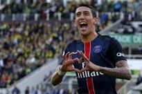 PSG better option than China, says Di Maria