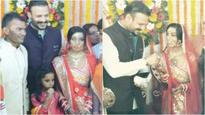 Vivek Oberoi attends wedding of acid attack survivor Lalita Benbansi, gifts a house to her!