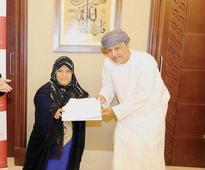 Z-Corp honours Al Wafa Centre student on winning Arab award