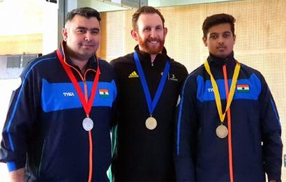 Narang wins silver, Annu Raj clinches bronze