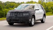 VW names its midsized crossover Atlas