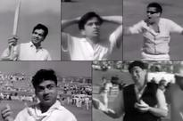 This video of Dilip Kumar, Raj Kapoor playing cricket will make you nostalgic