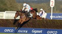 18:21It's oh so good from Un De Sceaux in Clarence House showdown at Ascot