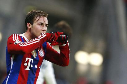 Dortmund in talks with Bayern over Goetze return