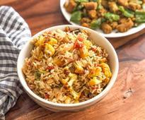 Cauliflower And Chicken Biryani Recipe