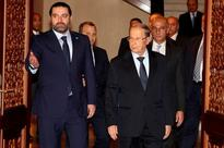 Hariri backs foe Aoun for Lebanese presidency