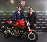 Bavaria Motors opens dealership to serve Italian in Pune, Ducati showroom