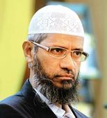Ready to cooperate in any probe, asserts Zakir Naik