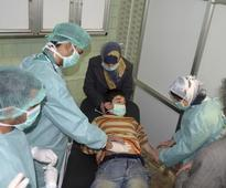 Syrian Rebels Accuse Assad of New Chemical Weapons Attack