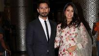 Mira Rajput delivers a baby girl. Shahid Kapoor gushes over his family on Twitter