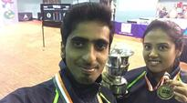 Amid personal tragedies, a golden start for Ankita Das, G Sathiyan