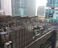 Corrupt functioning of civic body caused Kamala Mills fire: Opposition