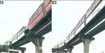 Monorail stuck due to technical snag, services disrupted