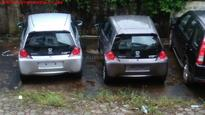 2016 Honda Brio facelift spotted again; launch likely soon