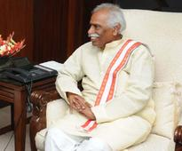 Labour Minister Bandaru Dattatreya admits growth rate is not translating into more employment